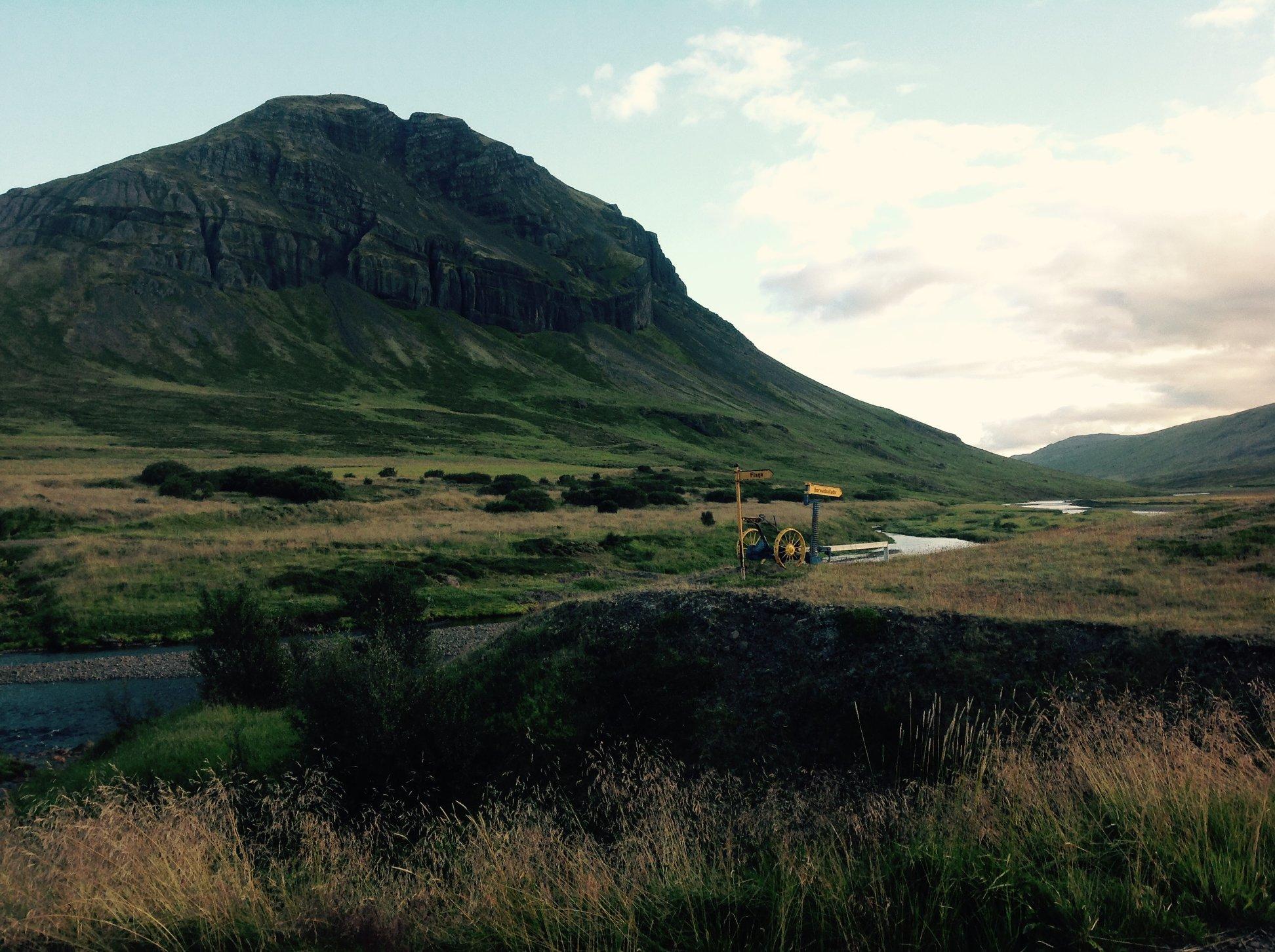 Islande - Est